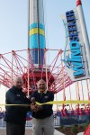 WindSeeker Ribbon Cutting