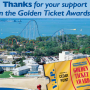 Cedar Point Golden Ticket 2011
